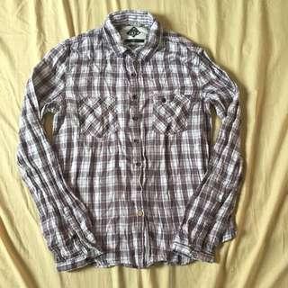 Jeep Checkered Shirt
