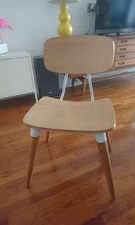 Scandinavian Dining Chair