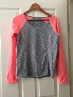 Lorna Jane Long Sleeve- M