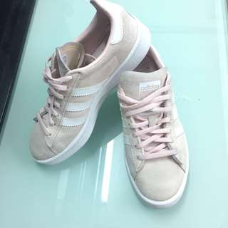 Size 36 Adidas Pink Sneaker (bought from Japan)
