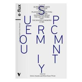 Supercommunity : Diabolical Togetherness Beyond Contemporary Art