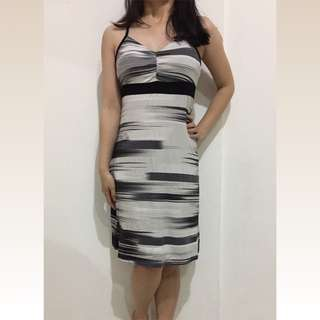 DAKINI DRESS GREY