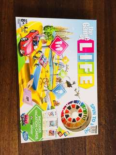 ORIGINAL TOY KINGDOM THE GAME OF LIFE