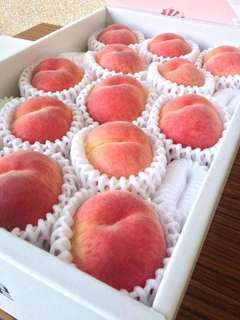 🚚 日本和歌山水蜜桃