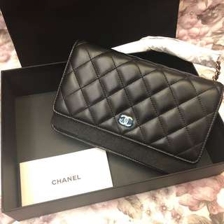 YSL Wallet & Chanel WOC