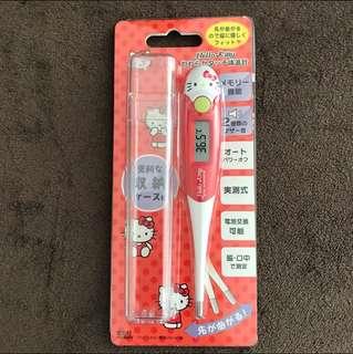 Hello Kitty 溫度計