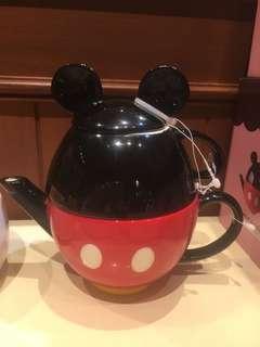 茶壺 茶杯 米奇 迪士尼代購