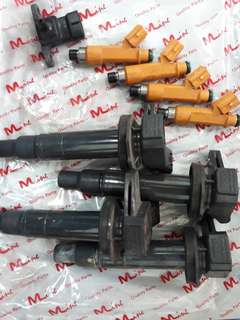 Injector n ingition coil alza original