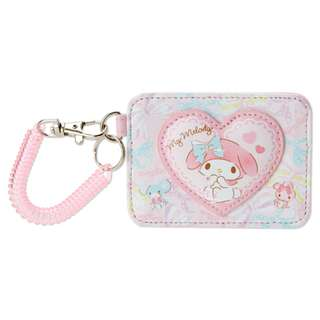 Japan Sanrio My Melody Kids Pass Case