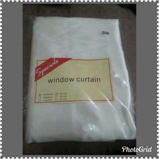 BRAND NEW! Window Ring Curtain