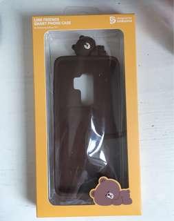 Samsung S9 Linefriend 熊太 手機保護套 全新