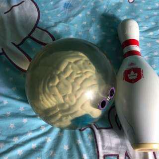 Storm Brain Bowling ball 14 lbs