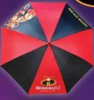 Incredibles 2 Umbrella