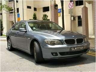 BMW 730i Auto