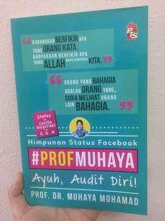 Himpunan Status Fb #ProfMuhaya