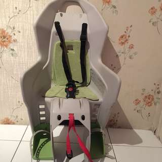 Polisport Boodie Child Seat For Bikes