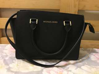 MICHAEL KORS Handbag (Black)