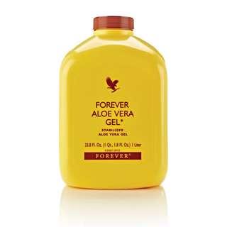 Forever 永恆香港全線產品~蘆薈汁(原味)1公升裝167