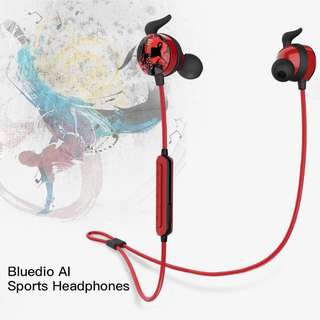🚚 Bluedio bluetooth headset earphones