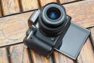 Canon M5 Bisa Di Cicil Tanpa Kartu Kredit DP Murah