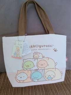 Sanrio Sumikkogurashi Tote bag