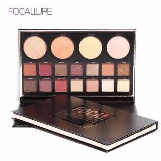 Focallure Eyeshadow and Highlighter Pallete