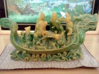 Ba Xian on Dragon Boat