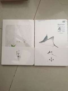 🚚 [INSTOCKS] Hard cover Marble Series Notebook