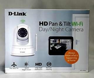 Wireless IP Camera - DCS-5030L
