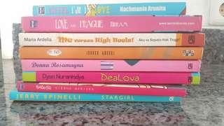 Novel bahasa indonesia ambil semua 50k