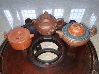 Tea Pot (×3)