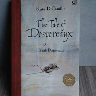 The Tale of Desperaux-Kate Dicamillo