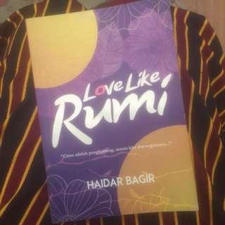 LOVE LIKE, Rumi