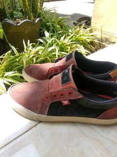 DC SHOES SUPER SUEDE