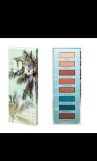 全新 Urban decay beach palette 多色眼影盤