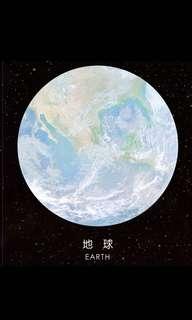 Planet post it