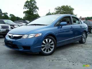 Honda civic rent