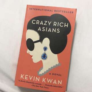 Crazy Rich Asians Book