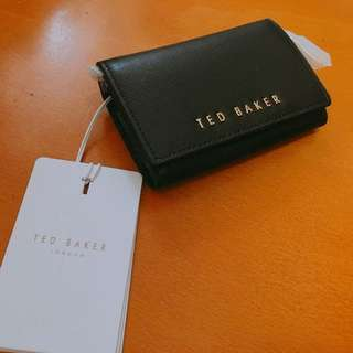 Ted baker small purse 小銀包 (Brand new 全新)