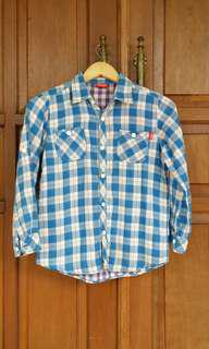 Cool Kids Flanel Shirt