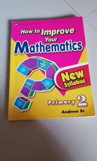 P2 Maths Andrew Er