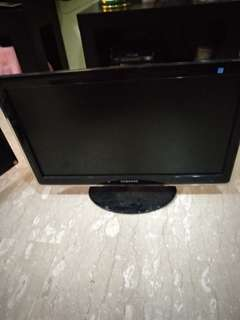Samsung LCD monitor (cheap)