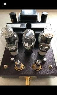 Shishido 2a3 / Tango tube amplifier