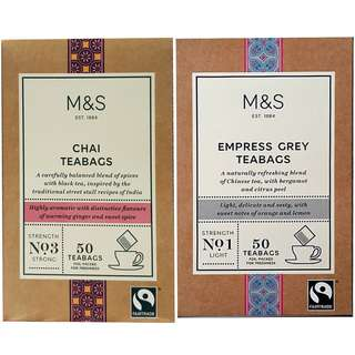 Marks & Spencer (M & S)🌟Chai Teabags (HALAL) 🌟HOT SALE🌟