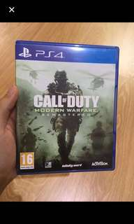 Call Of Duty Modern Warfare #july100