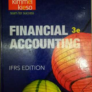 🚚 Financial Accounting third edition