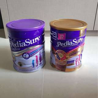 Pediasure Complete chocolate milk powder (850g)
