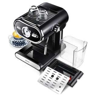 [NEW] Donlim DL-KF5002 Vintage Italian Espresso Machine / Coffee Machine