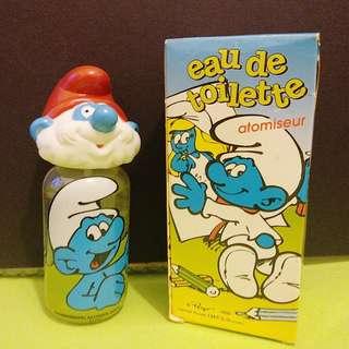 經典藍精靈香水(收藏品)