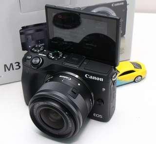 Kredit camera canon eos m3 proses cepat bunga 0%